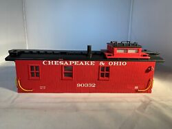 6207602002Shell / Cando Die Cast Caboose Bud51