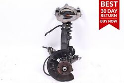 04-06 Porsche Cayenne 955 3.2L Front Right Complete Suspension Spindle Assembly
