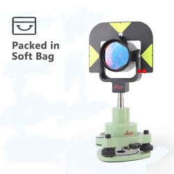 Single Prism And Tribrach Set Gpr121 Reflector For Leica Total Station Surveying