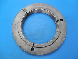 8.275 8 Unjs 3a Thread Ring Gage 8.2750 Go Only P.d. = 8.1938 Quality Inspection