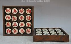 8collect Collectorand039s Edition Beijing 2008 Olympic Games Bone Wood Chinese Chess