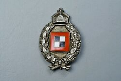 Wwi Imperial Prussian Observers Badge - Government Issued Piece