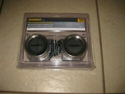 Marinco Mini Twin Electric Horn With Stainless Steel Cover 10001
