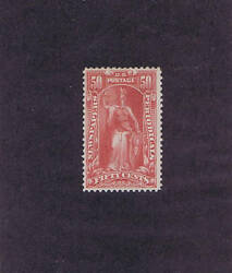Scotts Pr107 Unused 50 Cent 1895 Great Stamp With Pf Cert A Gem For Sure