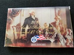 2010 S U.s. Presidential Proof Set In Original Mint Box And Packaging With Coa