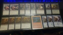 Modern Grixis Death's Shadow Deck Magic the Gathering Scalding Tarn Snapcaster