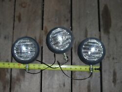 3 - Ford New Holland Tractor Work Lights