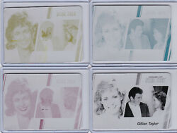 Star Trek The Women Of 50th Anniversary 29 Archive Box Exclusive Printing Plates