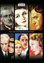 Tcm Vault The Lost And Found Rko Collection 6 Disc Dvd Rafter Romance/stingaree +