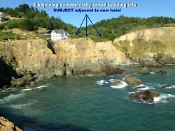 California Black Sand Beach 12 Acre Commercial Zoning + Recent Appraisal