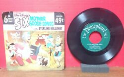 Vintage Children And Young Adults 45 Rpm Records Each Sold Separately