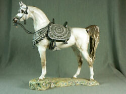 Lladro 1920 Arabian Pure Breed High Porcelain Perfect Condition