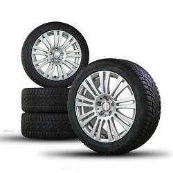 Mercedes 17 inch rims E-Class A207 convertible aluminum rims winter tires