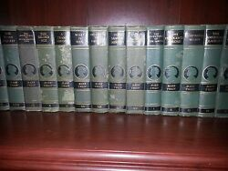 Rare Collectible 24 Volume Works Of Mark Twain 1917