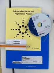 Agilent Technologies G1673aa Indoor Air Toxics Rtl Library Chemstation Software