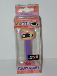Yummy Mummy Monster Cereals Funko Pop Pez Ad Icons - Game Stop Exclusive Le