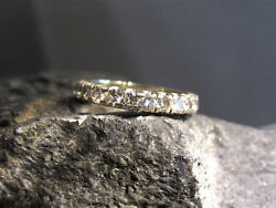Engagement Ring. 14k White Gold Engagement Ring Set With 0.96ctand039 Diamonds.