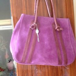 Exquisite And Authentic Nwt Emilio Pucci L Size Handbag With Signature Carrie Bag