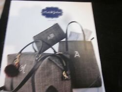 Mark and Graham Fall 2016 Catalog Unique Personalized Bags and Gifts Brand New $9.99