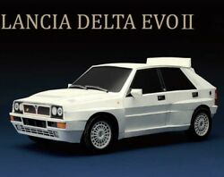 UPLIFT MODELS UM006 Paper Craft 1/12 Lancia Delta EvoII From Japan with Tracking