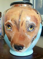 Custom Bull Terrier Pet URN DOG cremation ANY BREED urns pet portrait burial