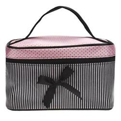 Women Fashion Beauty Cosmetic Bags Square Makeup Tools Set Personalized Cosmetic $9.99