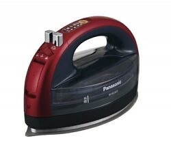 Panasonic Cordless Steam W Head Iron Red NI-WL603-R Japan Import Fast Shipping