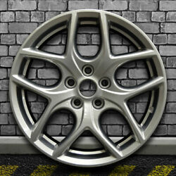 Black Base wSparkle Silver Bright Factory Wheel for 2015-2018 Ford Focus - 17x7