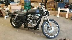 2006 HARLEY DAVIDSON SPORTSTER CUSTOM (PROJECT) FOR PARTS WITH CLEAN PAPER