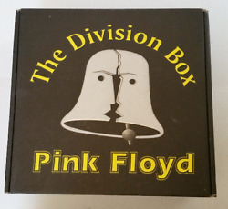 Pink Floyd The Division Bell Promo Box Set Limited Edition 108 Compact Disc