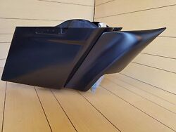 6extended Saddlebags/side Covers Included For Touring Models 2014-2017 Hd
