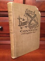Rare History Henry County Commands Tennessee Confederate Civil War Csa 5th Tn