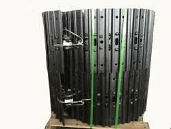 For Hitachi Sh15-2 Excavator Steel Track Group 32l Shoe Width Is 230mm