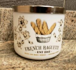 Bath and Body Works French Baguette 3 Wick Candle $37.23