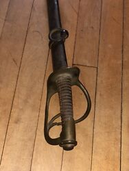 1840 Civil War Sword Sheble And Fisher