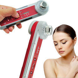4in1 Photon Ultrasonic LED Electric Facial Physical Massage Skin Deep cleaning