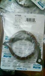 Seal Rear Main For Gm V6 And Sb V8 1 Piece Reverse Rotation Part 17725