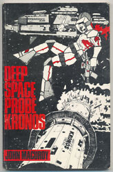 John Macurdy / Deep Space Probe Kronos First Edition 1990