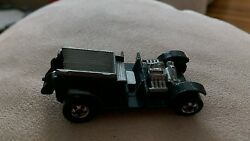 Vintage 1969 Hot Wheels Paddy Wagon Missing Top Distressed Toy Car Vehicle Rare