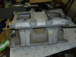 Weiand Intake Sbc For Sale   Climate Control