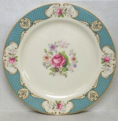Myott Son And Co Staffordshire Rose Large Serving Plate England 13 5/8''