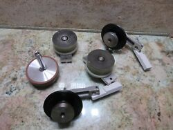 Agie Agiecut 120 Edm Lot Of Pulley Pulleys Gear Motor Assembly Cnc