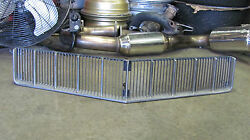 1973 Buick Regal Century Grill Grille Oem 73 Front Vtg