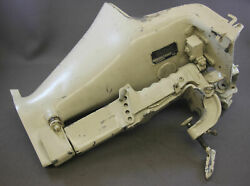 Mcculloch 7.5hp Sears Ted Williams 1969 Outboard Exhaust Housing Transom Clamp