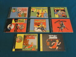 COMPLETE SET! KARMETZ STORE BIG LITTLE BOOK PREMIUMS 1935 ALL EXTREME HIGH GRADE