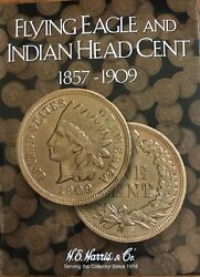 Complete Indian Head Penny Book - Free Shipping