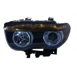 BM2502148 New Head Lamp Assembly Driver Side HID wo Bulb Ballast