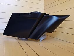 6stretched Saddlebags/side Panels Included For All Hd Touring Models 2014-up