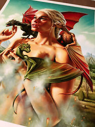 Mother Of Dragons By Jason Edmiston Ap Edition Game Of Thrones