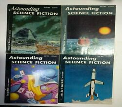 Astounding Science Fiction April May June July 1953 Mission Of Gravity Clement